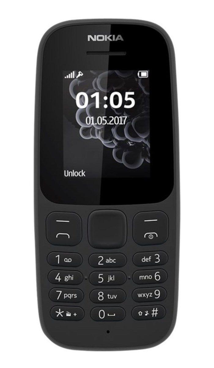 Nokia 105 Dual sim Mobil