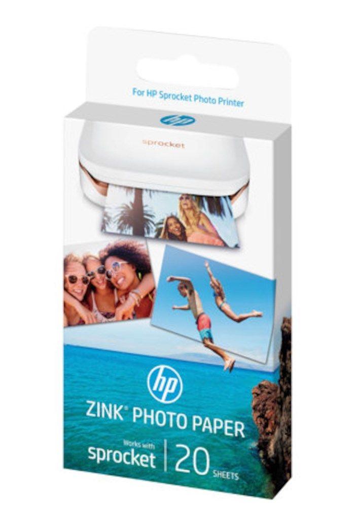 HP Fotopapper till Sprocket 20-pack