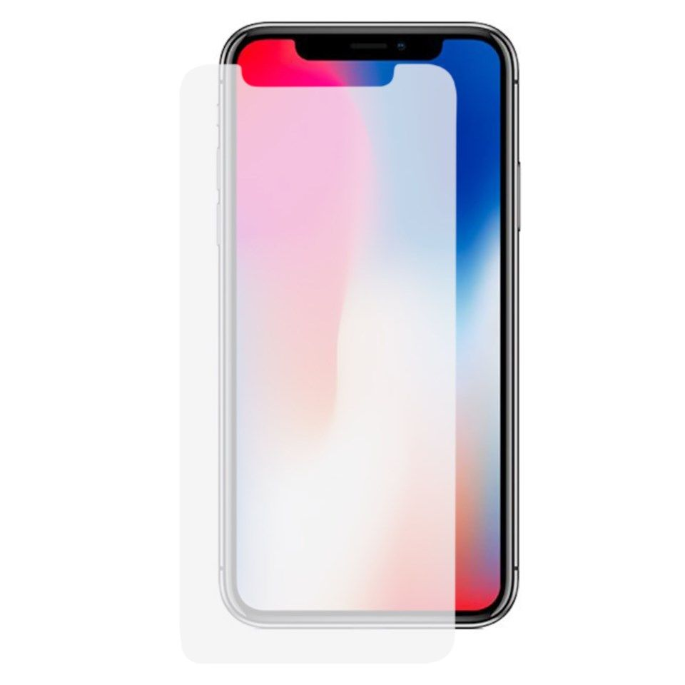 Linocell Skjermbeskytter for iPhone X og Xs 3-pk.