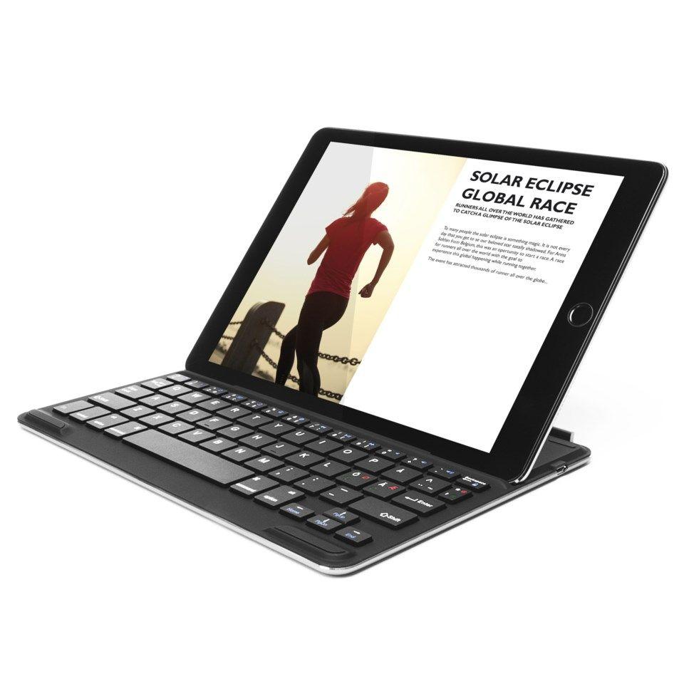 Linocell Tastatur med Bluetooth for iPad 9,7 serien