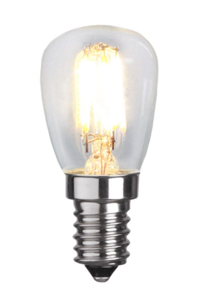 Dimbar LED-lampa Päron E14 220 lm