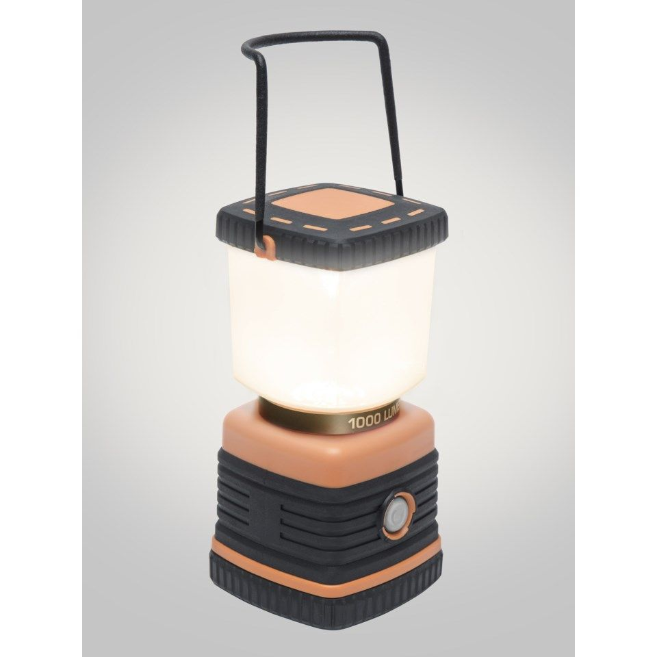 Ledsavers Campinglampe 1000 lm