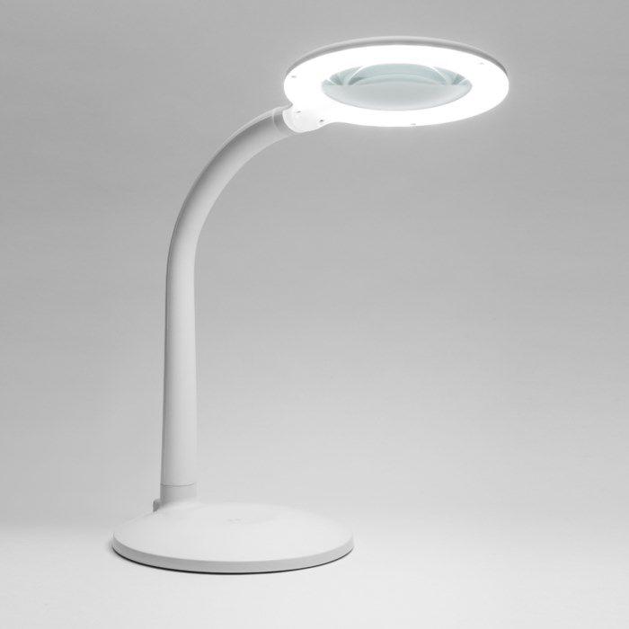 Ledsavers Arbetsbelysning med förstoring LED 410 lm