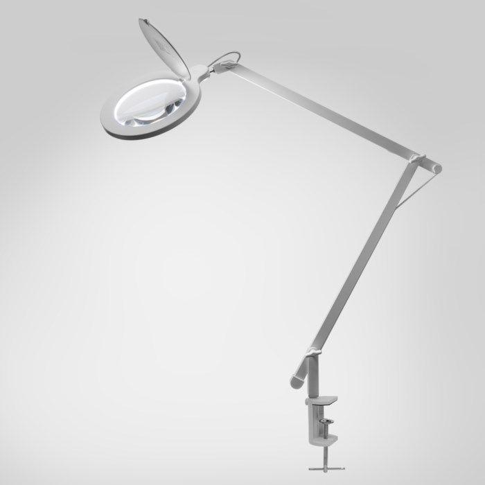 Ledsavers Arbetsbelysning med förstoring LED 570 lm