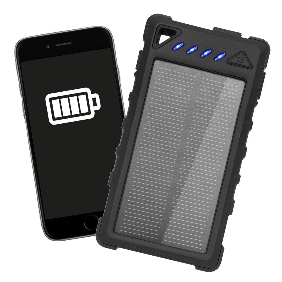 Linocell 3x Solar Powerbank 8000 mAh