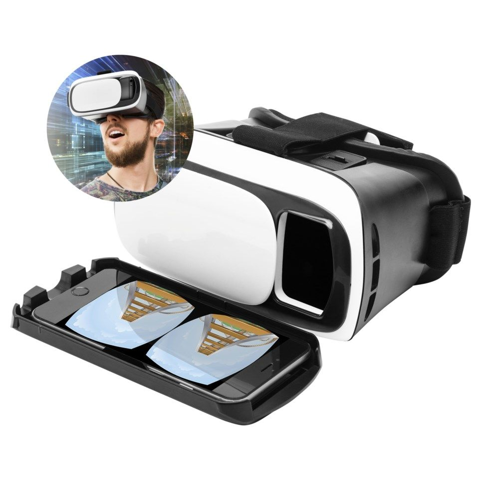 Linocell Pro VR-briller for mobilen