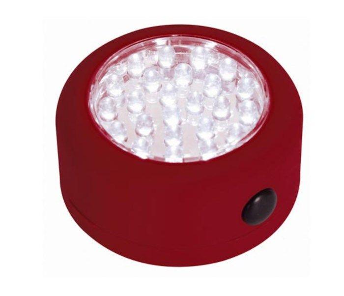 Magnetisk lampa med 24x LED