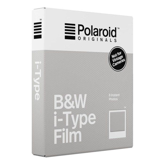 Polaroid Film till Polaroid Onestep 2 i-Type Svart/vit