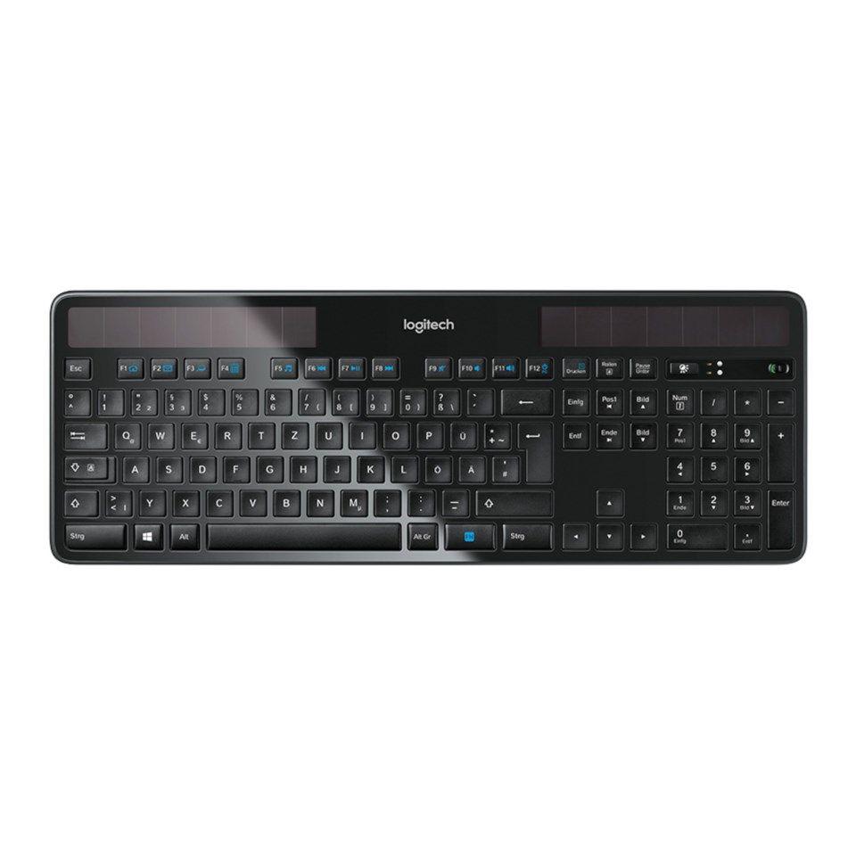 Tastatur LOGITECH K750 Solar | Staples®