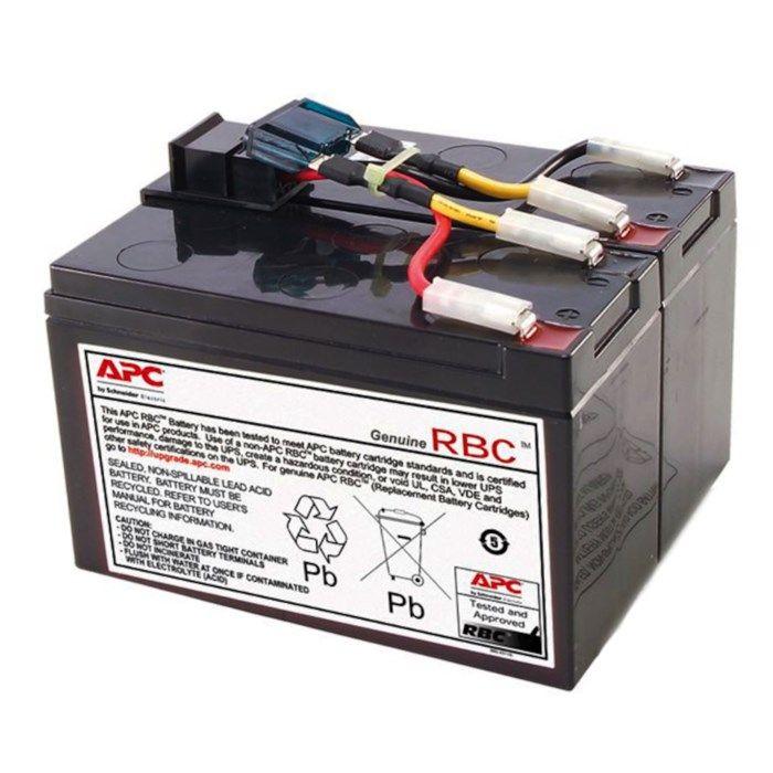 APC Utbytesbatteri #48 – 12 V, 7 Ah