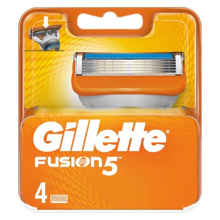Gillette Fusion Rakblad 8-pack