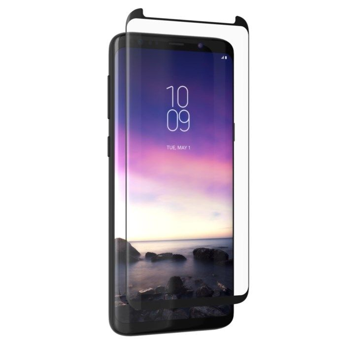 Invisible Shield Glass Curve Elite Skärmskydd för Galaxy S9