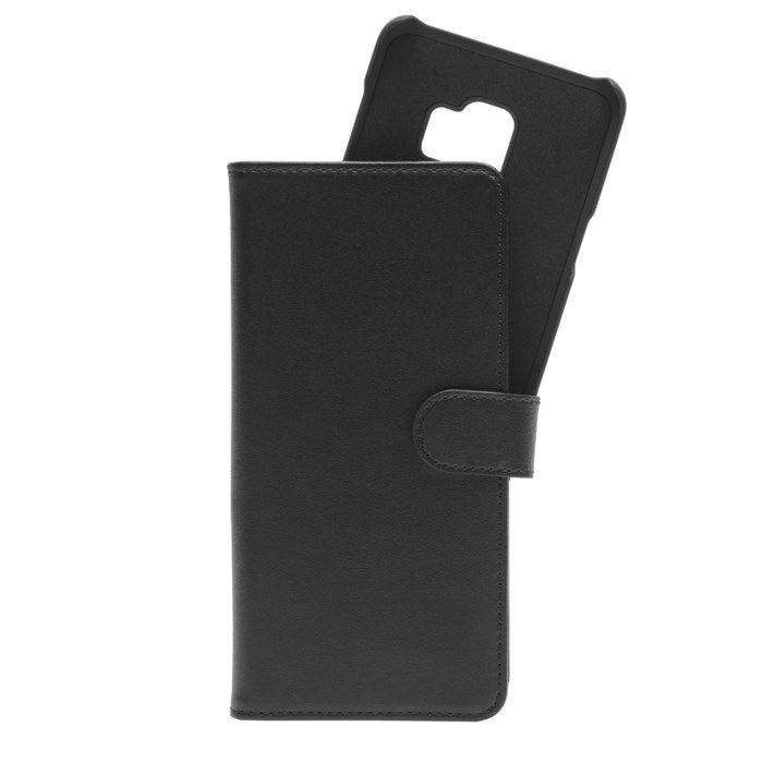 Linocell Magnetisk mobilplånbok för Galaxy S9 Plus
