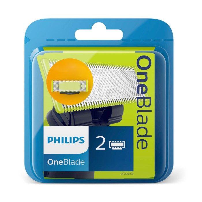 Philips Oneblade rakblad 2-pack