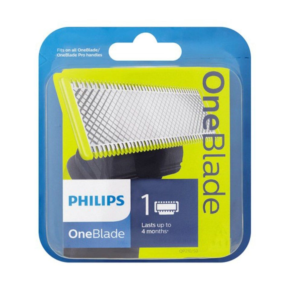 Philips Oneblade rakblad 1-pack