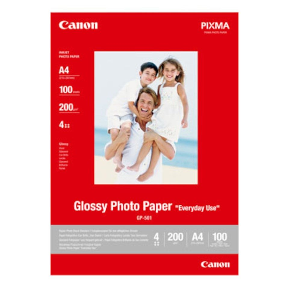 Canon Everyday Use Fotopapir A4 100-pk.