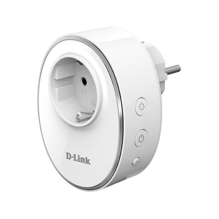 D-link Wifi Smart Plug Fjärrströmbrytare
