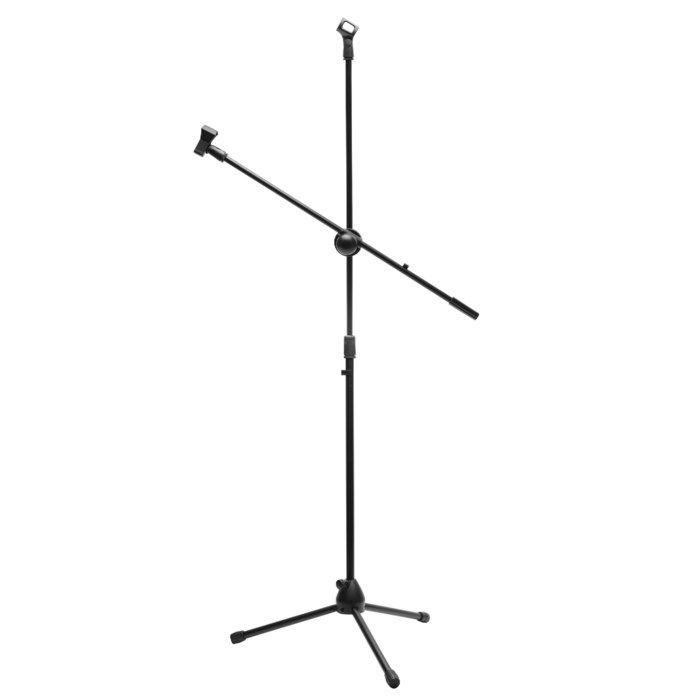 Luxorparts Mikrofonstativ med bom
