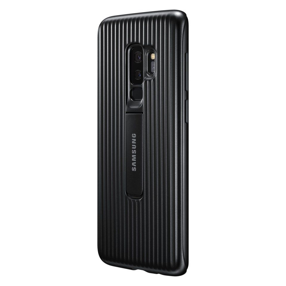 Samsung Protective Standing Cover Mobildeksel for Galaxy S9 Plus