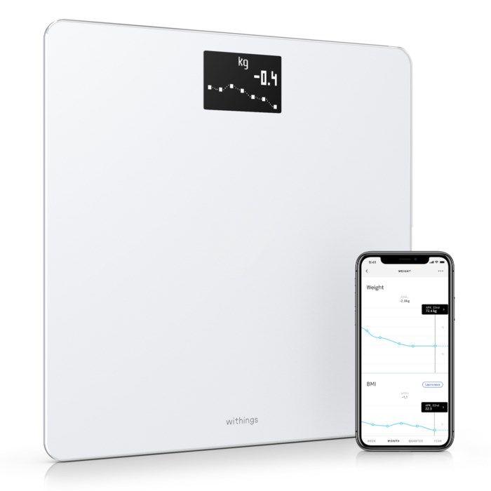 Withings Body Personvåg med wifi Vit