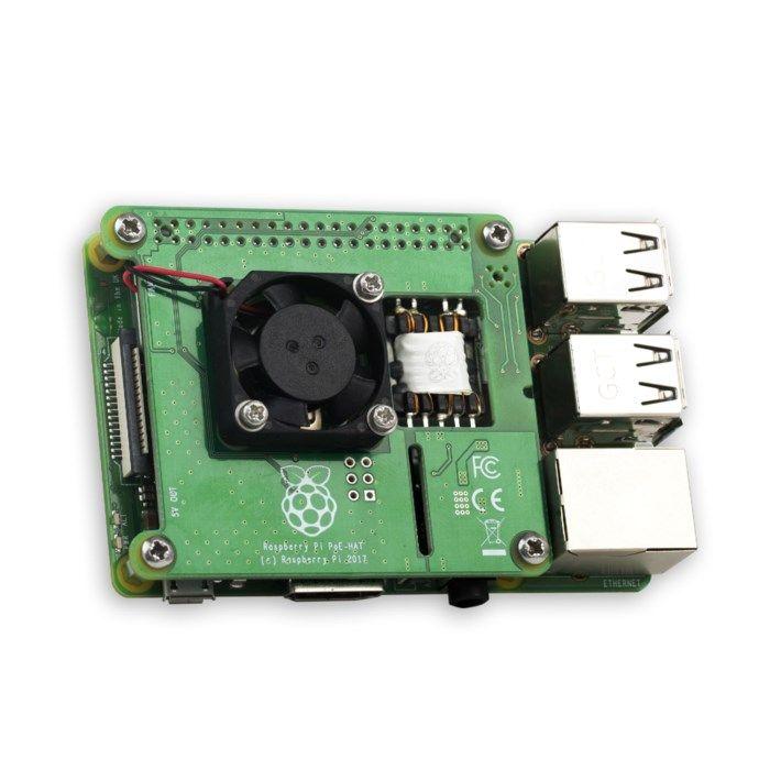 Raspberry Pi POE-HAT för Raspberry Pi