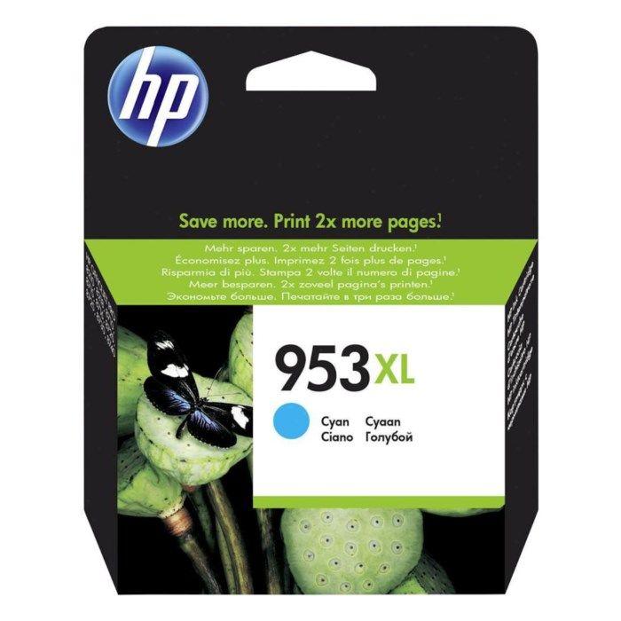 HP 953XL Bläckpatron Cyan