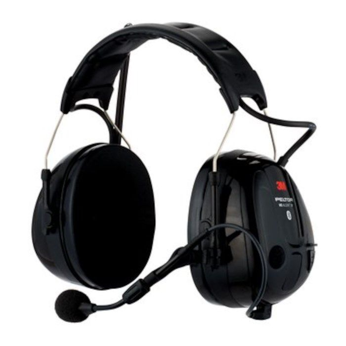3M Peltor Alert XP WS6 Hörselkåpor