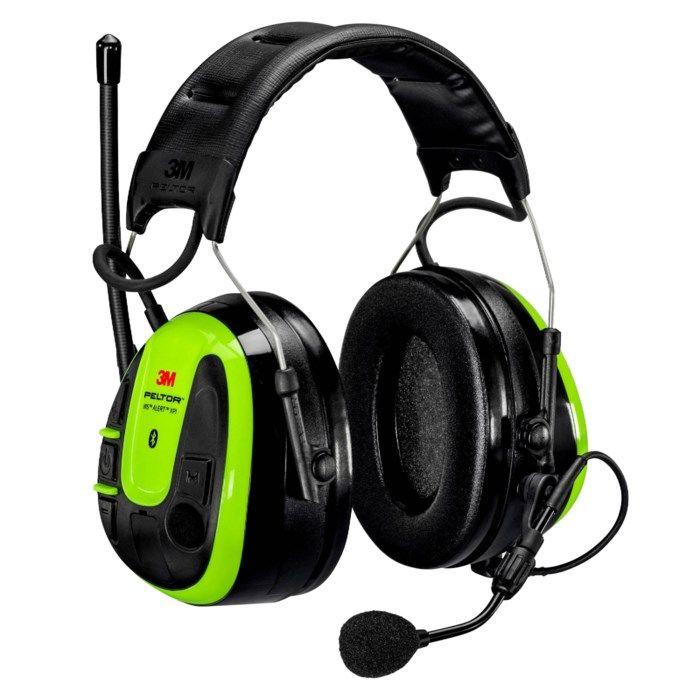 3M Peltor Alert XPI WS6 Hörselkåpor