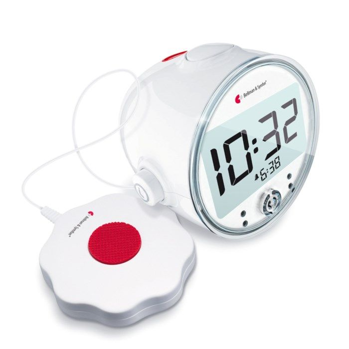 Bellman & Symfon Pro Väckarklocka med vibration