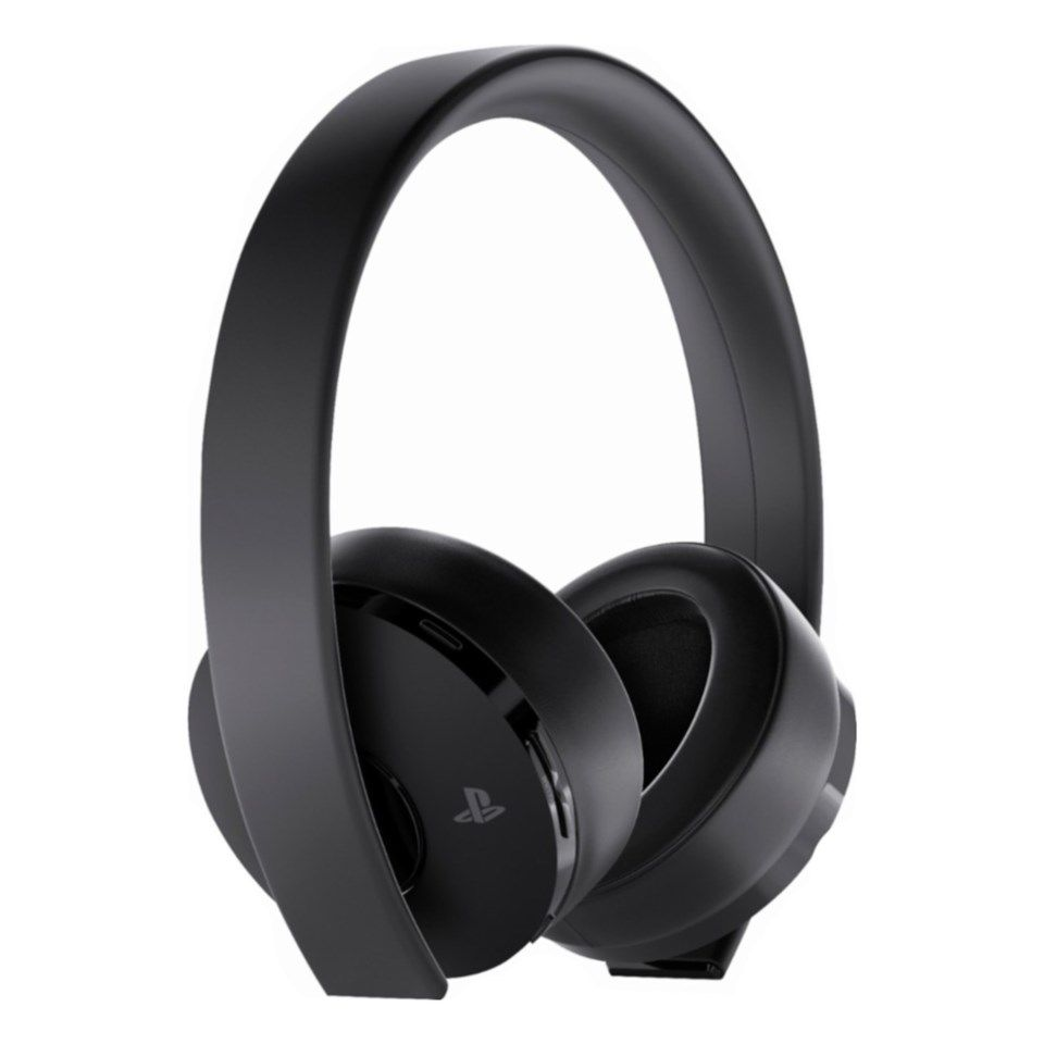 Sony Playstation Gold Wireless Headset Gaming-headset