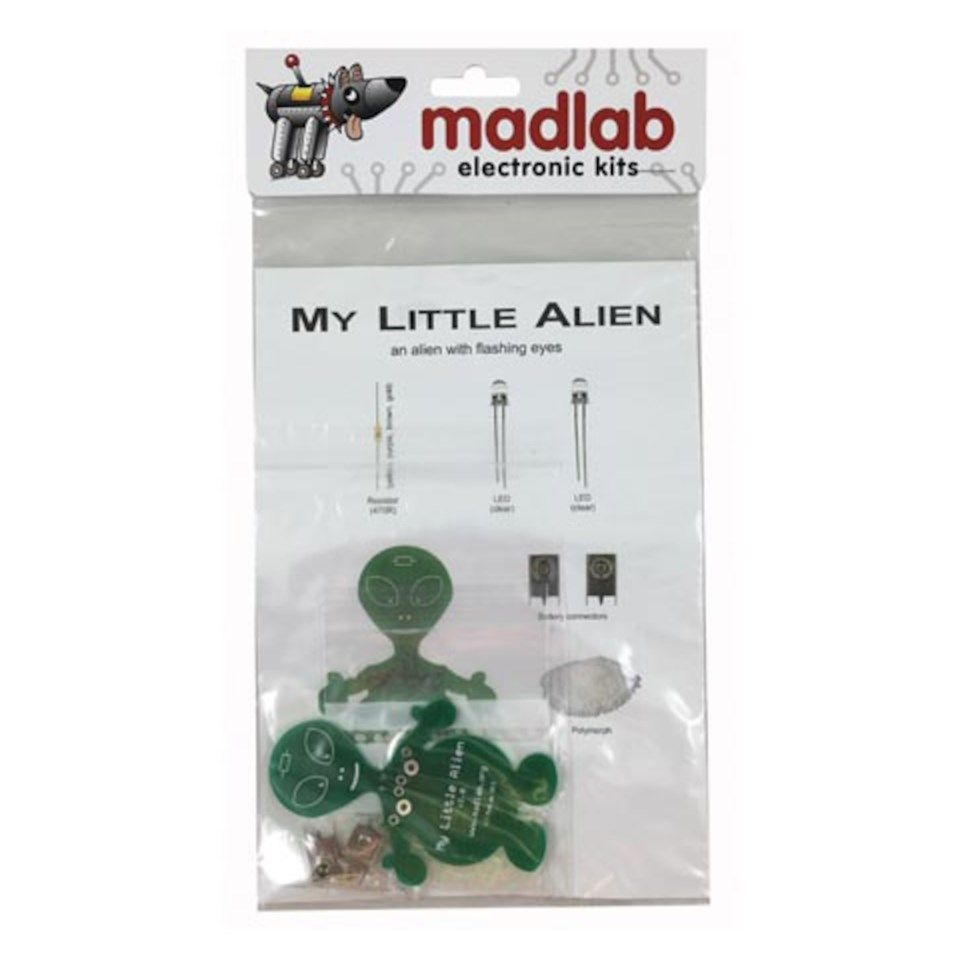 Madlab My Little Alien Byggesett