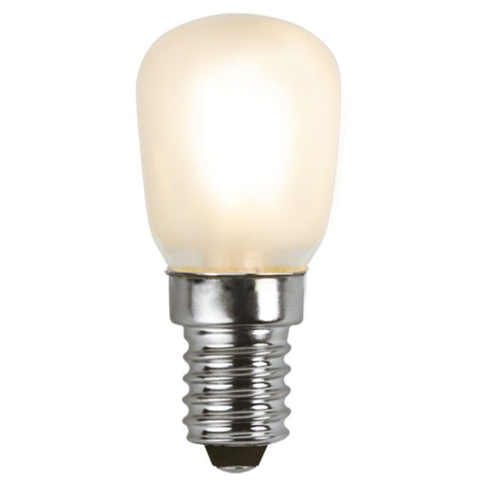 Päronlampa LED E14 90 lm