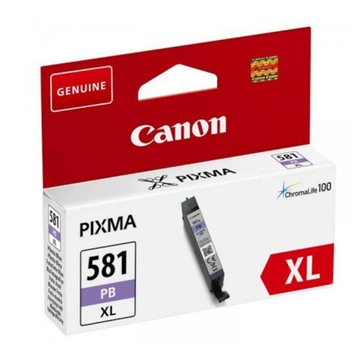 Canon CLI-581XL Bläckpatron Fotoblå