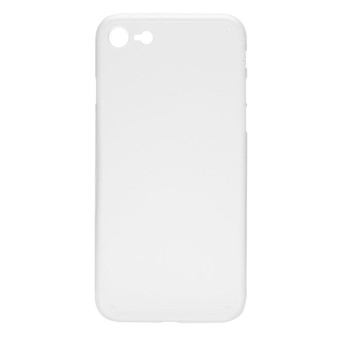 Linocell Ultra Thin Mobilskal för iPhone 7 8 och SE Transparent