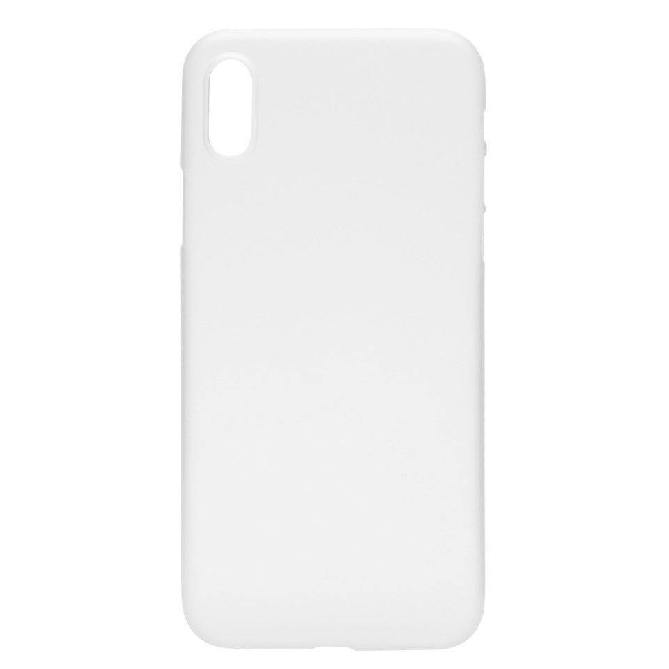 Linocell Ultra Thin Mobildeksel for iPhone X Transparent
