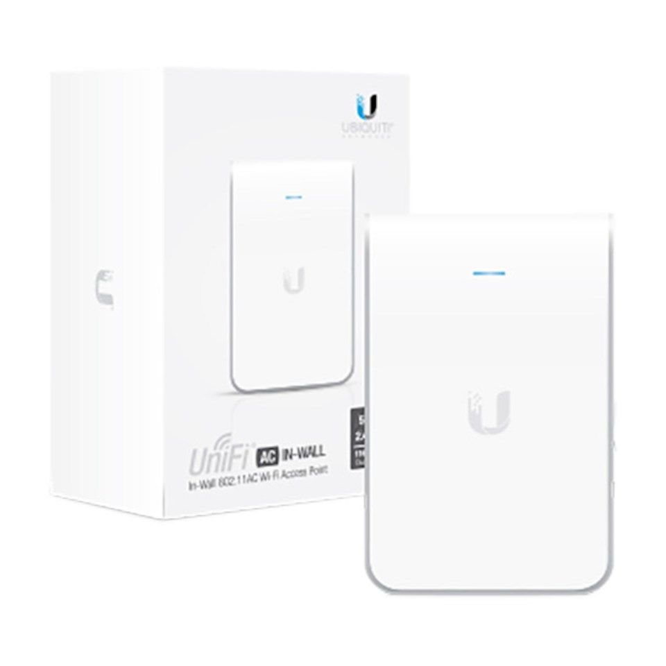 Ubiquiti Unifi In-wall Roaming-aksesspunkt