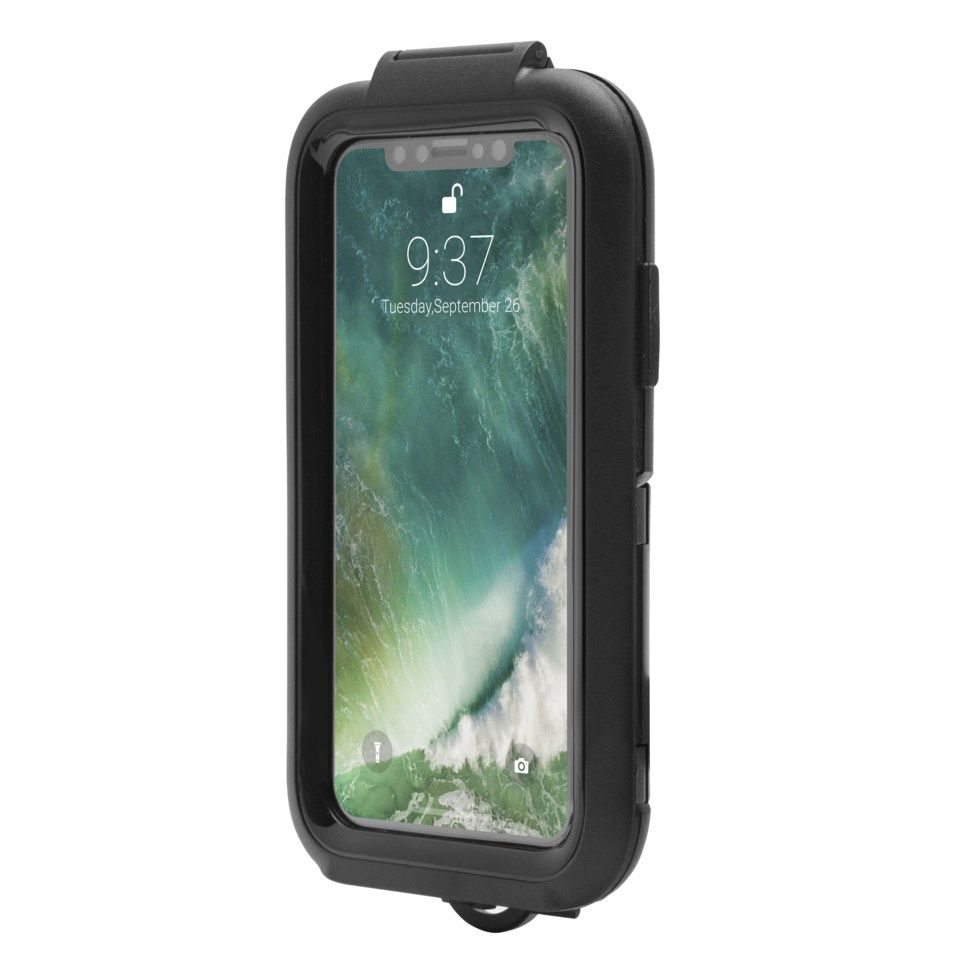 Linocell Mount it Værbestandig holder for iPhone X og Xs