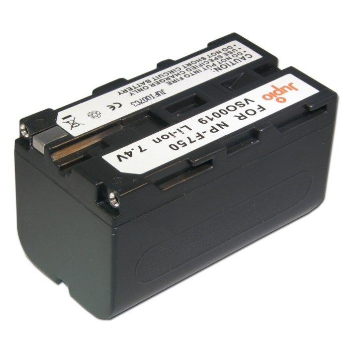 Jupio Kamerabatteri typ Sony NP-F750