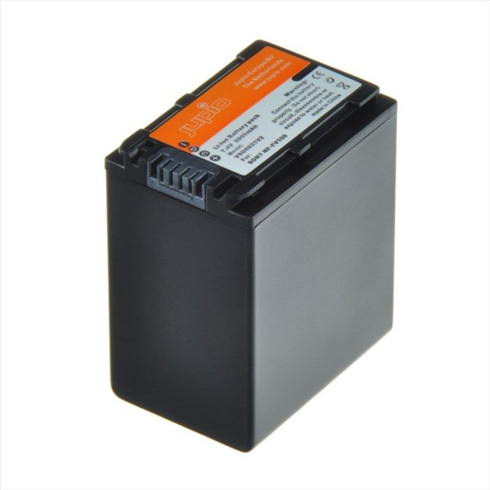 Jupio Kamerabatteri typ Sony NP-FV100 V2