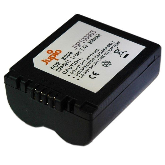 Jupio Kamerabatteri typ Panasonic CGA-S006E