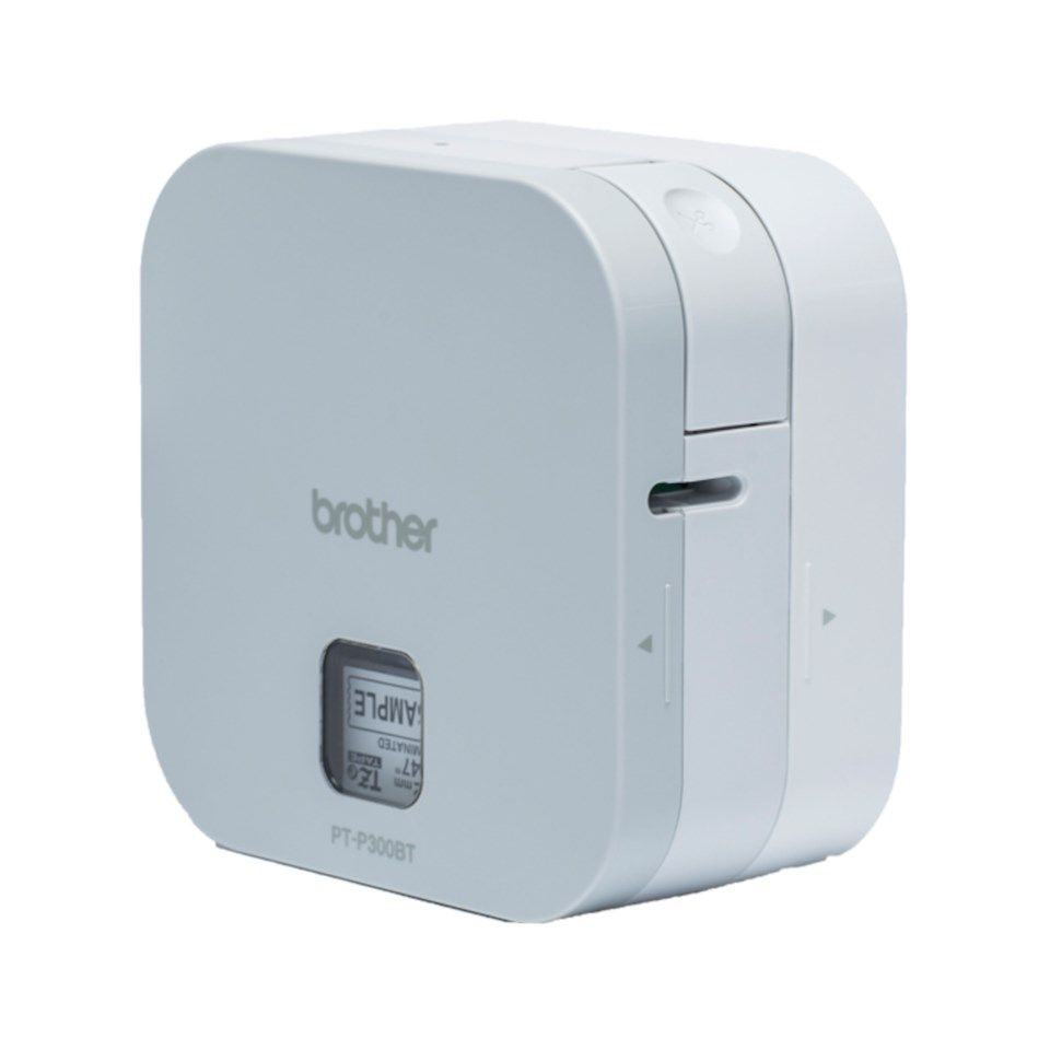 Brother P-touch Cube Märkmaskin med Bluetooth