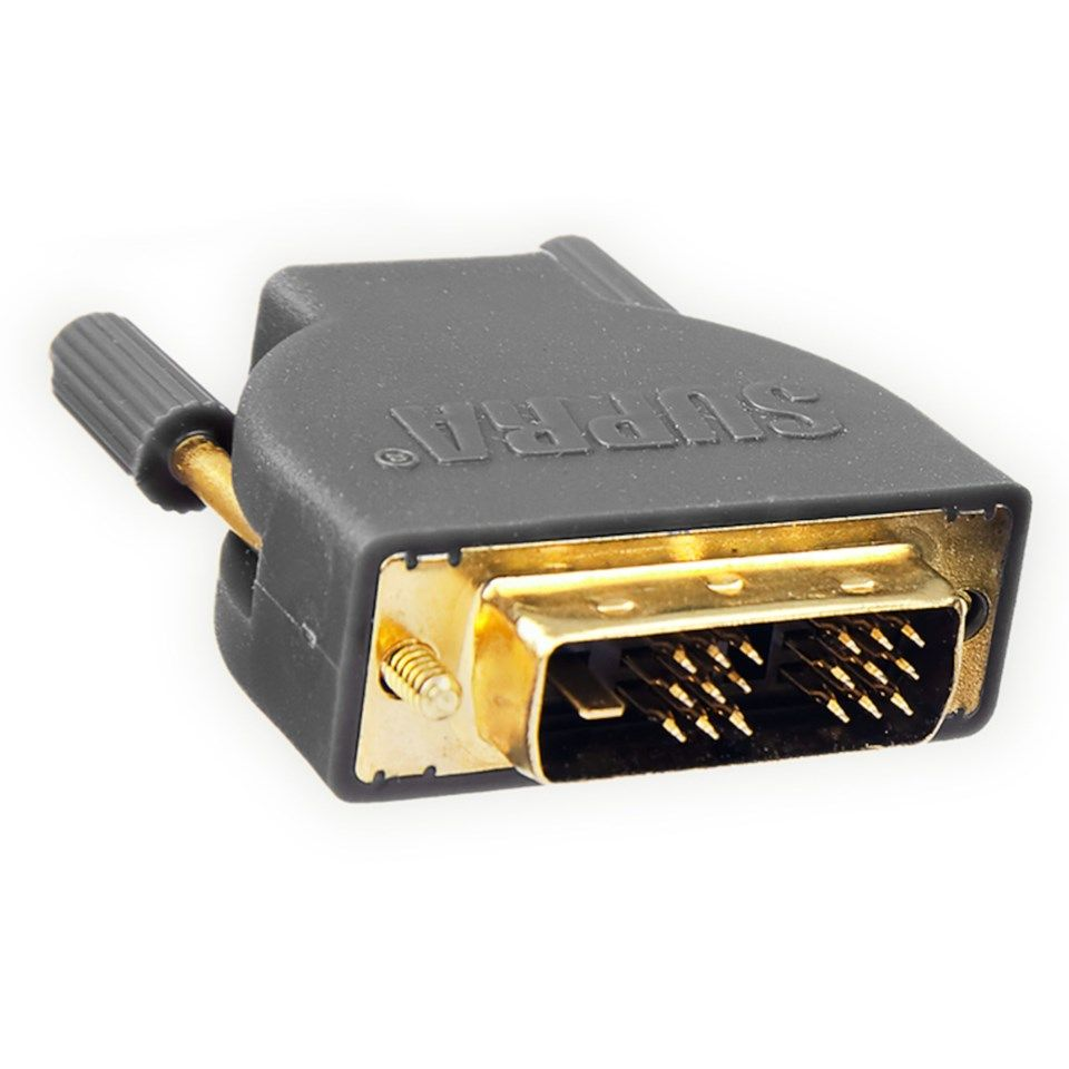 Supra Adapter HDMI til DVI