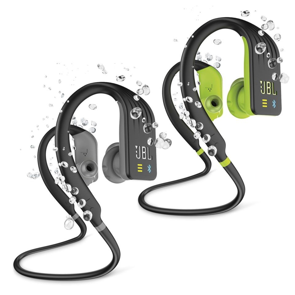 JBL Endurance Dive Bluetooth-headset Svart