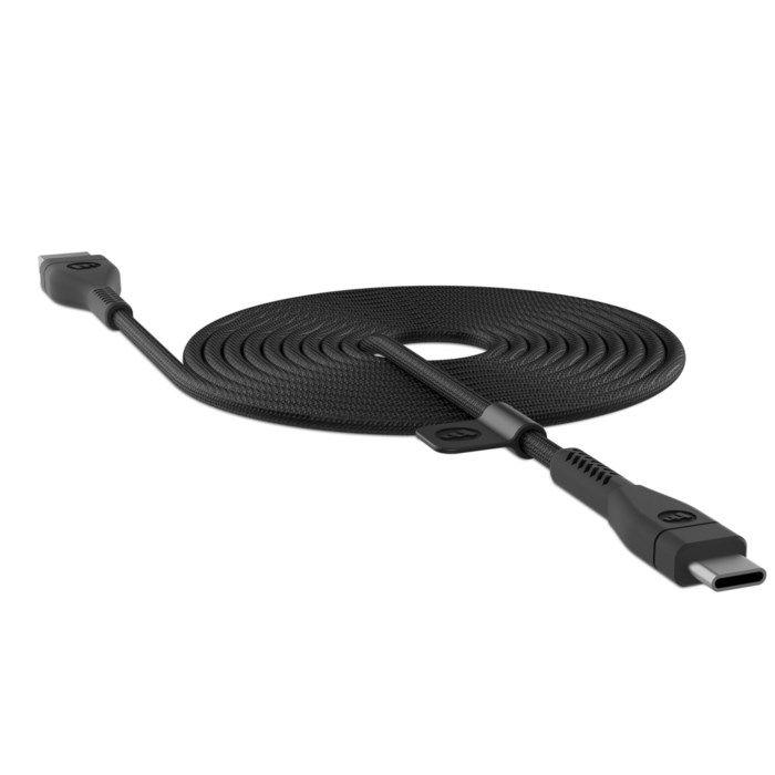 Mophie Pro Cable USB-C- till USB-A-kabel 2 m