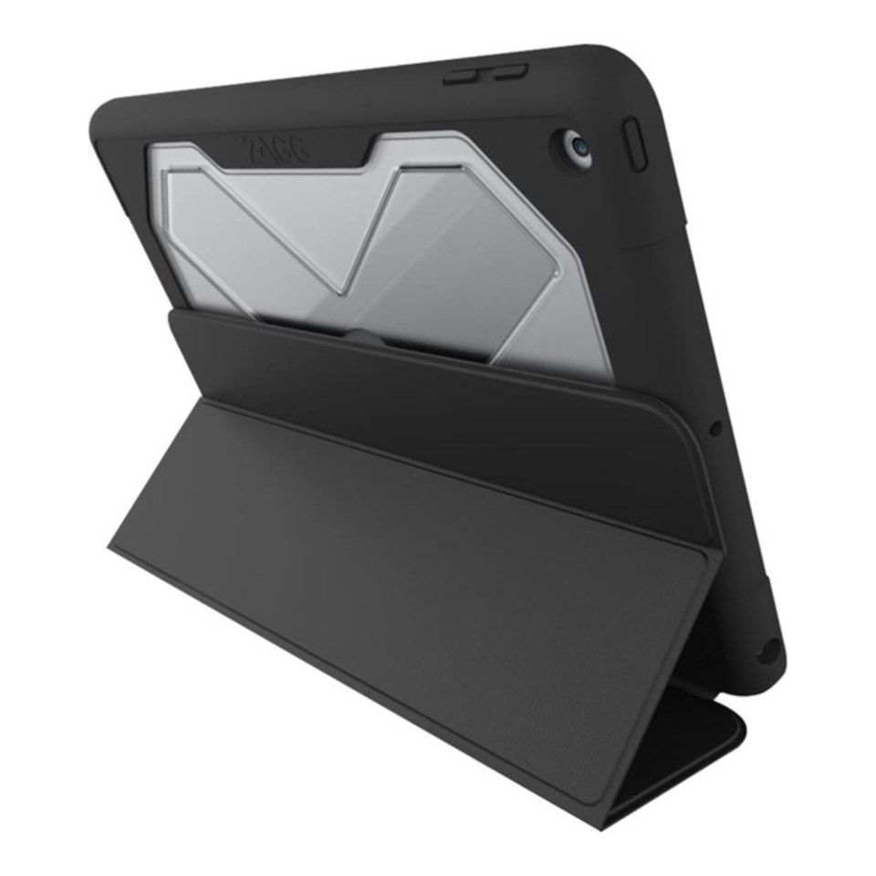 "Zagg Rugged Messenger Case Etui for iPad 9,7"" 2017 og 2018"