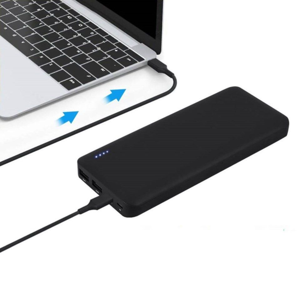 Gear Powerbank med USB-C PD 20 000 mAh