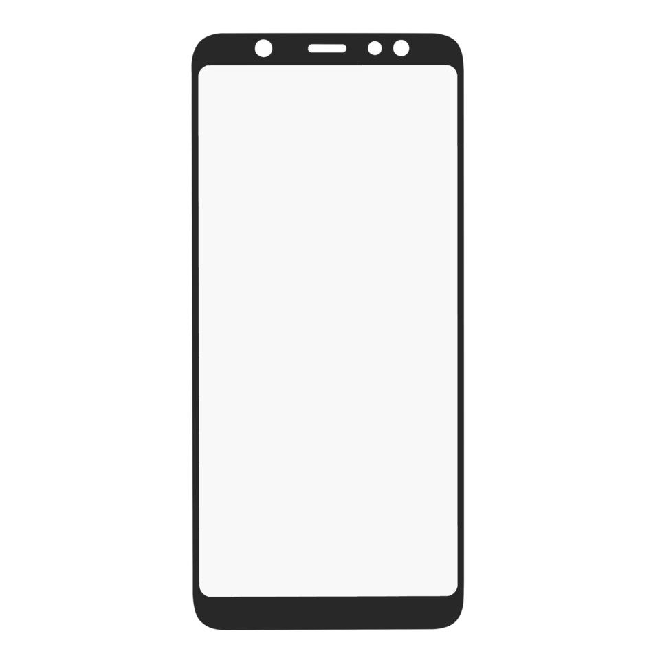 Skjermbeskytter i glass for Galaxy A6 Plus 2018