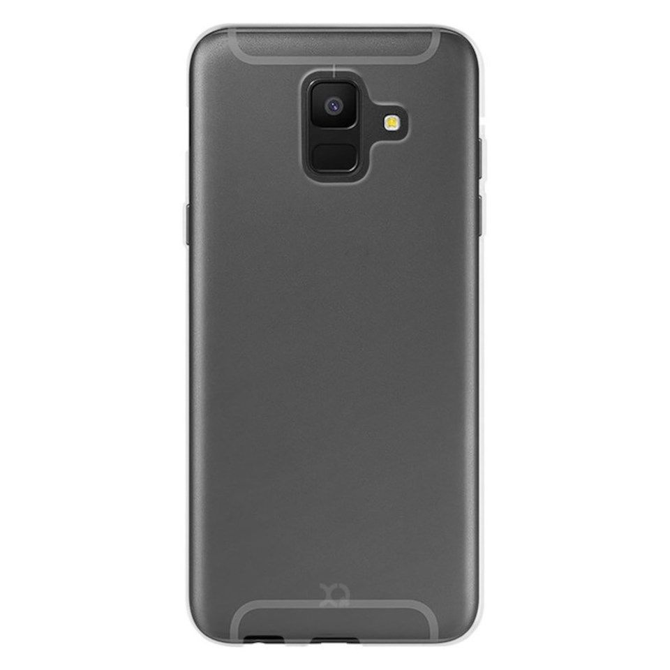 Mobildeksel i TPU for Galaxy A6 2018