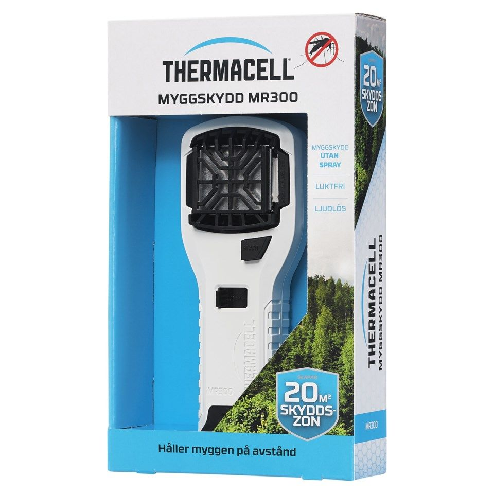 Thermacell MR300 Portabelt myggskydd Vit