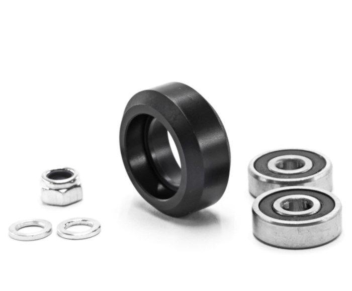 Ratrig Delrin Hjul för aluminiumprofil